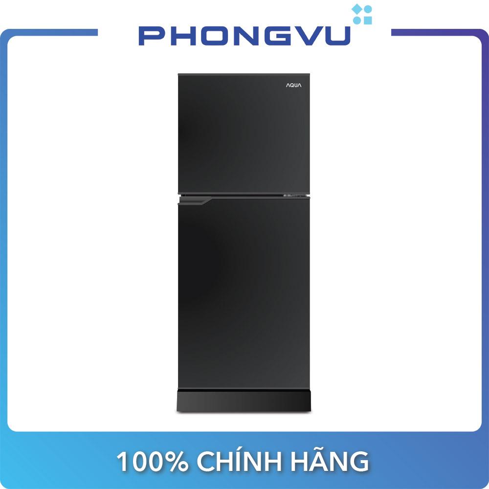 Tủ lạnh Aqua 130 lít AQR-T150FA(BS) - Bảo hành 24 tháng