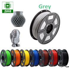 Cuộn nhựa in 3D chất liệu PLA 1.75mm 1kg Xám – Grey