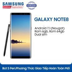 Samsung Note 8 – 6GB RAM – 64GB ROM – 6.3 inch – – Android điện thoại thông minh