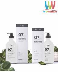 Set tắm trắng toàn thân 7 ngày Lanci Perfect Whitening Body 07 days 250ml