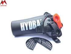 Bình nước tập Gym thể thao hydra – Bình lắc nhiều ngăn cao cấp