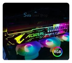 Đỡ Card VGA Coolmoon Aorus RGB, Sync Hub Coolmoon