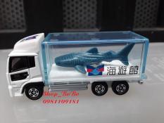Xe mô hình Tonmica Nhật Bản – Xe chở cá mập