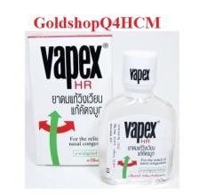 (HCM) Dầu Tri Ngẹt Mũi Vapex Thái Lan