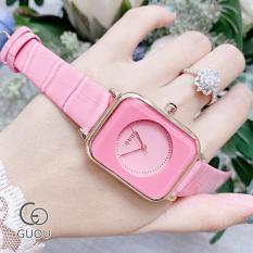 Đồng hồ Nữ GUOU KASIA Dây Mềm Mại đeo rất êm tay – Kiểu Dáng Apple Watch 40mm,Đồng hồ nữ hàn quốc, Đồng hồ nữ cao cấp, Đồng hồ nữ đẹp, Đẹp,Sang trọng,Đẳng cấp, Bền, Giá Sốc, Đồng hồ nữ chống nước