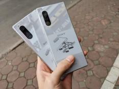 Điện thoại Sony Xperia 5 Quốc Tế Dual Sim | Vi xử lý Snapdragon 855 | Mua máy zin keng tại Playmobile