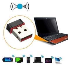 USB thu sóng Wifi 2.0 RTL8188 siêu nhỏ gọn tốc độ cực mạnh 450Mbps ( Thanh Thủy Story )