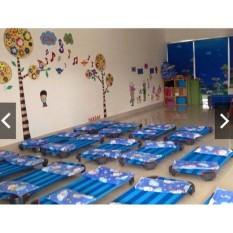[Trợ giá] Giường lưới 1m2 cho bé – Giường mầm non