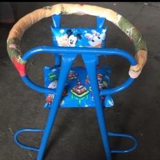 Ghế cho bé ngồi xe đạp, các loại xe ga, xe số bằng sắt sơn
