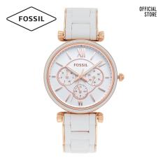 Đồng hồ nữ FOSSIL dây thép không gỉ Carlie ES4606 – nhiều màu