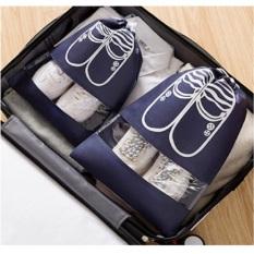 Combo 10 Túi đựng giày dép đa năng TẶNG BÚT VIẾT