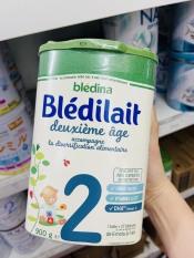 Sữa bột Bledilait số 2 hộp 900g date 2023