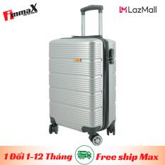 Vali nhựa size ký gửi hành lý 24inch immaX X13/ Vali du lịch size 24inch ký gửi hành lý