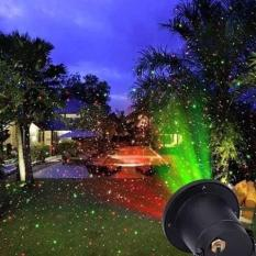 Đèn chiếu Laze trang trí sân vườn cực đẹp