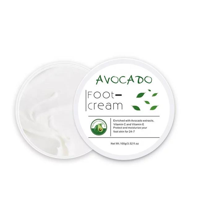 Kem dưỡng da chân Exfoliating Massage Whitening Foot Cream (Hàng nội địa Trung Quốc)