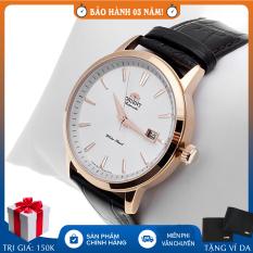Đồng hồ nam dây da chính hãng Orient FER27003W0, automatic, bảo hành toàn quốc 3 năm, chống nước chống xước