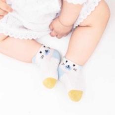 Sét 5 Đôi Tất Lưới Cổ Thấp KidS Socks