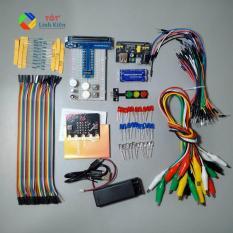 (Kèm tài liệu) Bộ Microbit Starter KIT – Bộ Thực Hành Bbc Micro:bit Mở Rộng