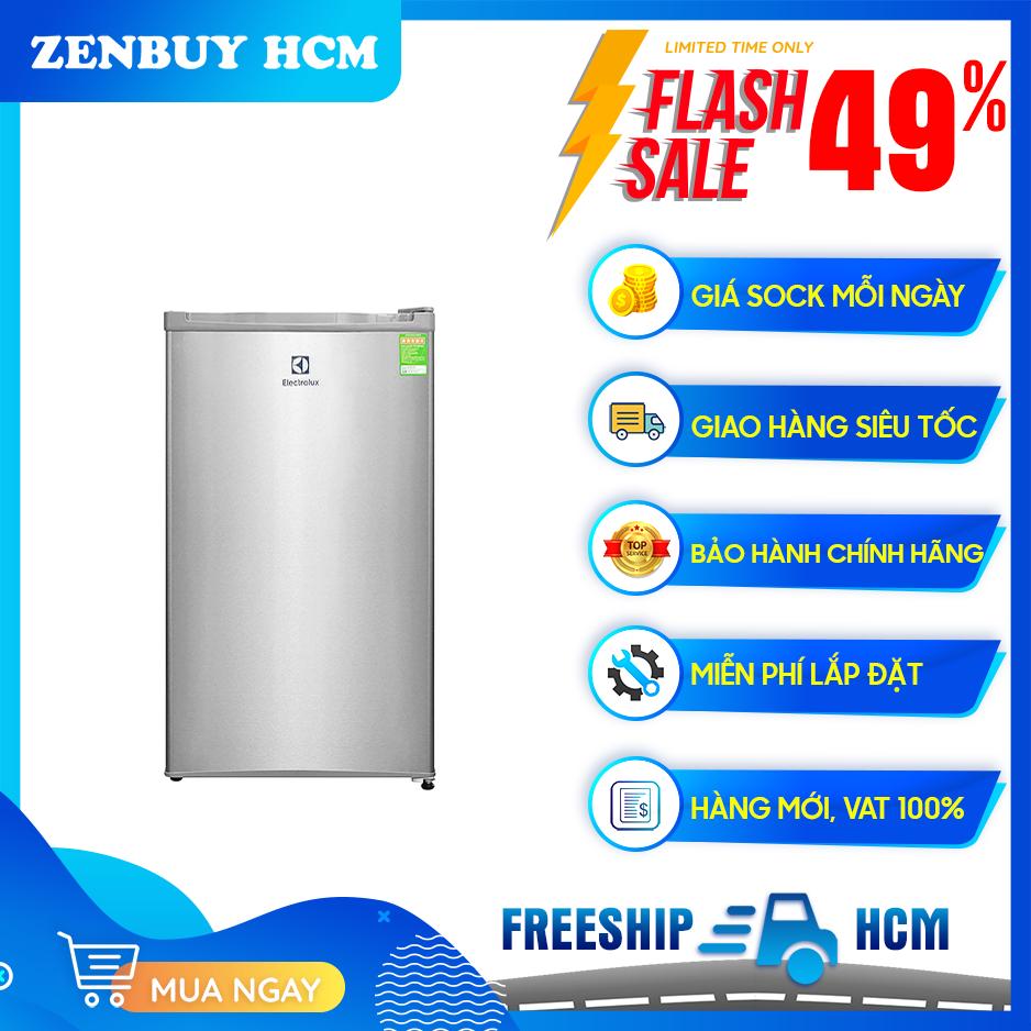 Tủ lạnh Electrolux EUM0900SA – Thiết kế nhỏ gọn, thép không gỉ, dung tích 92 lít – Bảo hành 24 tháng