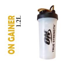 Bình lắc tập GYM 1.2L / Bình nước thể thao dung tích lớn Optimun Nitrition 1.2L Bpa free