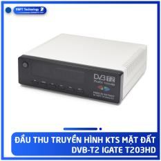 Đầu thu truyền hình KTS mặt đất DVB-T2 iGate T203HD