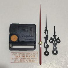 Kim giật – Bộ kim đen dài 9cm và máy giật Đài Loan loại tốt trục 5mm