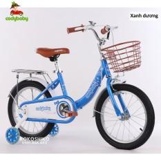 [Lấy mã giảm thêm 30%]Xe đạp cho bé gái BYN.005