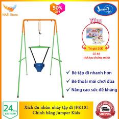 [GIẢM 30K phí Ship] Xích Đu Nhún Nhảy Tập Đi Jumper Kids JPK101 – Hàng Chính hãng, Xích đu cho bé tập đi, Đai tập đi em bé, Đai nhún nhảy cho bé – NASI Store