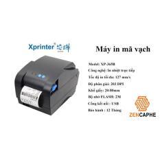 MÁY IN TEM CAO CẤP XPRINTER 365B( Tặng kèm 2 cuộn giấy in tem)