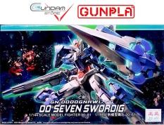 TT Hongli Mô Hình Gundam HG 00 Seven Sword 1/144 Đồ Chơi Lắp Ráp Anime