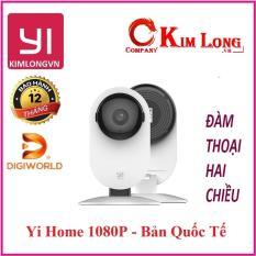 Camera quan sát Xiaomi Yi Home 1080p Bản Quốc Tế – Digiworld phân phối
