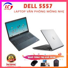 Máy Tính Văn Phòng Giá Rẻ, Laptop Đồ Họa Dell 5557, i5-6200U, VGA Rời Nvidia 930M- 2G, Màn 15.6HD, Laptop Dell, Laptop i5
