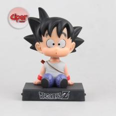 Mô hình Son Goku lắc đầu – Mô hình Dragon Ball