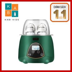 (Bảo hành 6 tháng) Máy hâm sữa đa năng Mcdou, máy tiệt trùng bình sữa tự động giữ nhiệt 24h thông minh 2in1