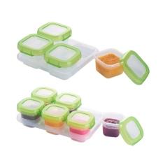 Hộp trữ đông,khay trữ đông, hộp chia nhỏ đồ ăn dặm cho bé