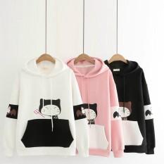 áo hoodie mèo