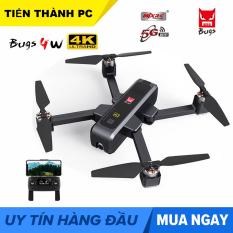 Flycam MJX BUGS 4W PRO, Camera 4K Gấp Gọn Cảm Biến Bụng – BẢO HÀNH 3 THÁNG
