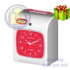Máy chấm công thẻ giấy Ronald Jack RJ2200A ( Đồng hồ kim)