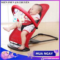 [Miễn Ship] Ghế rung ghế nhún cho bé yêu kèm thanh treo đồ chơi cho bé