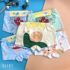 TANOSA Set 2 quần chíp đùi cho bé trai nhiều mẫu đáng yêu
