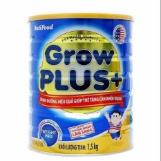 Sữa Nuti Growplus Xanh 1500g