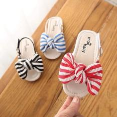 Dép sandal nơ cực xinh cho bé
