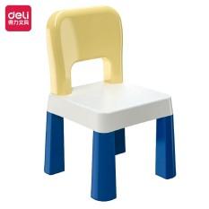 Ghế đồ chơi xếp hình cho trẻ em Deli – phù hợp cho trẻ từ 3-6 tuổi – chất liệu nhựa cao cấp – 74542