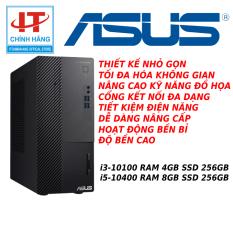 Máy tính đồng Bộ Asus D500MA Intel® Core™ i3 – i5 10th (3.60- 4.30GHz, 4C 8T) Ram 4-8GB SSD 256GB
