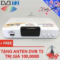 Đầu thu kỹ thuật số DVB T2 LTP 1506 tặng Anten thông minh