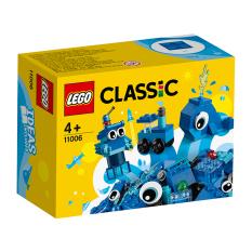 Đồ Chơi Lắp Ráp LEGO CLASSIC Hộp Lắp Ráp Sáng Tạo Xanh Dương 11006
