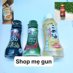 Phô mai rắc cháo cho bé/ Hạt nêm cho bé/ dầu gạo cho bé/ dầu mè cho bé/ Bột Phô Mai Rắc Cháo Nhật Bản Cho Bé Từ 6 Tháng 50g