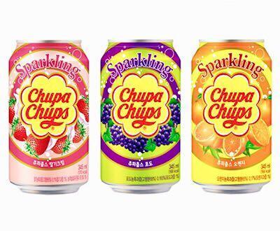 Nước uống kẹo mút Chuppa Chups
