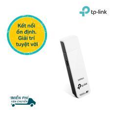 TP-Link USB kết nối Wifi chuẩn N 300Mbps Kết nối ổn định -TL-WN821N – Hãng phân phối chính thức