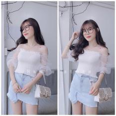 Áo Kiểu Nữ Thời Trang Hàn Quốc- Sgr Av65